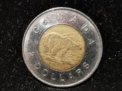 Canada, Elizabeth II, Two Dollars 1996, VF, WB7586